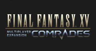 final fantasy xv comrades main theme