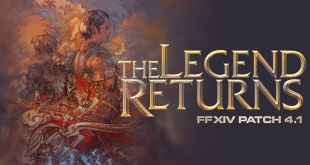Final Fantasy XIV Stormblood The Legend Returns