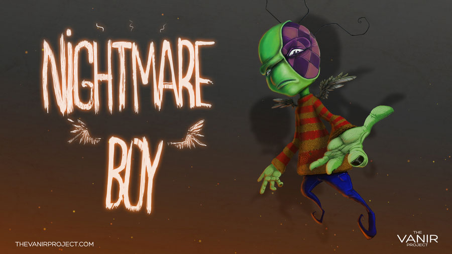 Nightmare boy Main Theme