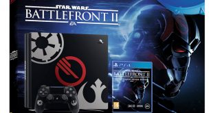 PlayStation presenta las ediciones limitadas de PS4 de Star Wars Battlefront II