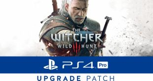 The Witcher 3 Playstation 4 Pro