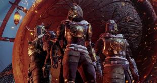 Destiny 2 Estandarte de hierro Temporada 1