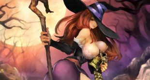Dragon's Crown Pro Wizard