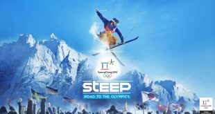 Steep road to the olympics main theme