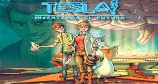 Flipy´s Tesla! Inventemos el Futuro Ep. 1 – Probetas y cachivaches