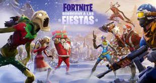 Fortnite Salvar el Mundo Holyday Event