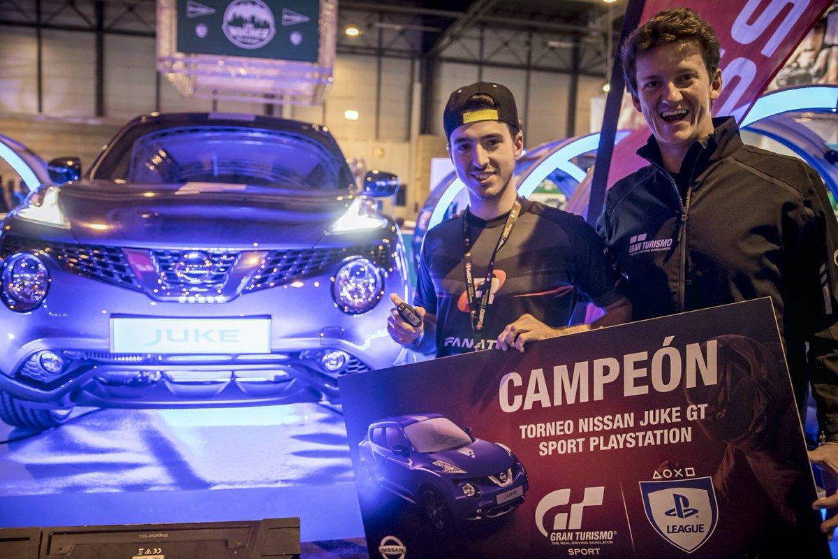Gamergy 8 GT Sport Campeon Nissan Juke