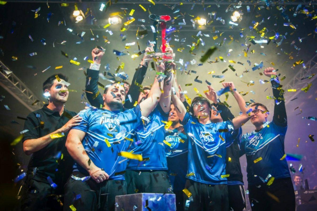 Gamergy 8 Superliga Orange League of Legends Campeones