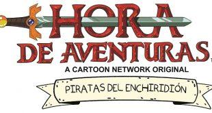 Hora de Aventuras: Piratas del Enchiridión llegará en primavera de 2018 a PS4