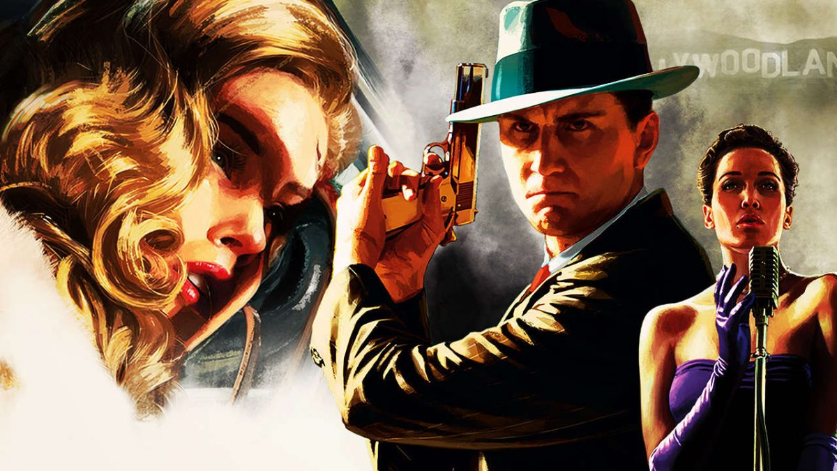 L.A. Noire Main Theme