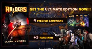 Raiders of the Broken Planet Ultimate Edition ya disponible