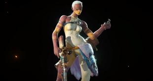 Iune es el nuevo personaje en unirse al plantel de Raiders of the Broken Planet