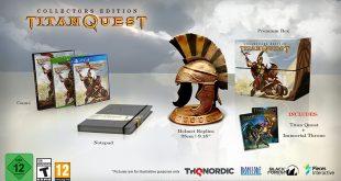 Titan Quest anuncia su llegada a PS4 y muestra su edición especial