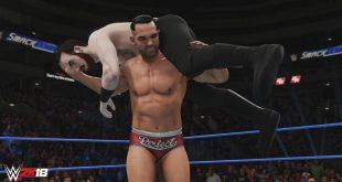 WWE 2K18 New Moves TyeBreaker