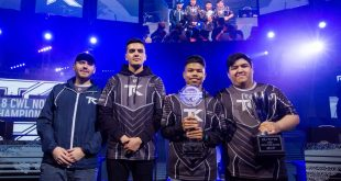 Call of Duty World League 2018 Team Kaliber New Orleans