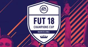 FIFA 18 FUT CHAMPIONS BARCELONA