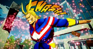 All Might estará en My Hero Game Project como personaje jugable