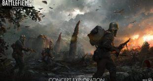 Battlefield 1 apocalypse Concept