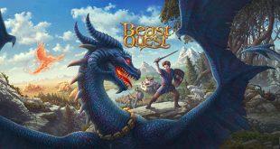 Beast Quest da hoy el salto a nuestras consolas