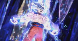 Goku Ultra Instinto llegará muy pronto con el Extra Pack 2 a Dragon Ball Xenoverse 2