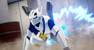 My Hero Academia Game Project presenta tres nuevos personajes