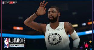 NBA 2K18 celebra este fin de semana la NBA All-Star 2018