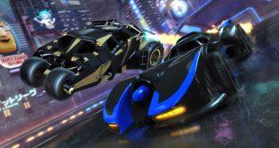 Rocket League tendrá un DLC de los superhéroes de DC en el mes de marzo