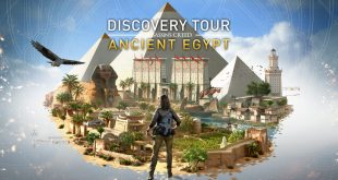 El modo Tour de Assassins Creed Origins llega hoy