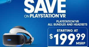 PlayStation VR reduce su precio en Estados Unidos