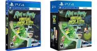 Rick y Morty: Virtual Rick-Ality confirma fecha y edición especial para PSVR