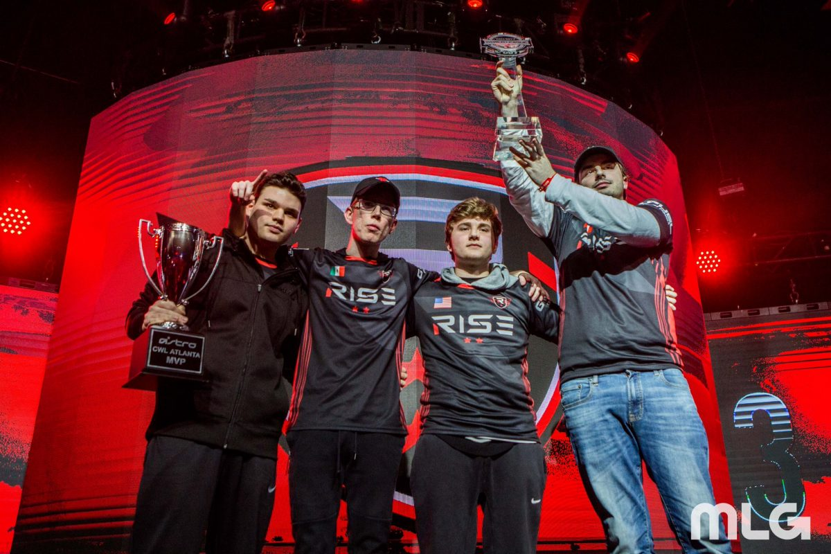 Call of Duty World League Rise Nation CWL Atlanta Champion