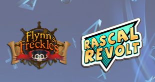 Flynn & Freckles y Rascal Revolt aterrizan en HYPE Station