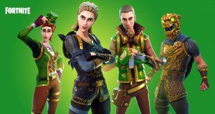 Fortnite 3 3 salvar el mundo nuevos heroes