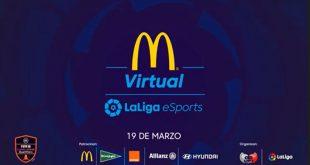 McDonald's Virtual LaLiga eSports Main Theme