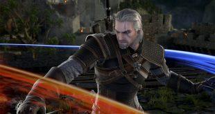 Se confirma Geralt de Rivia como personaje invitado en SoulCalibur VI
