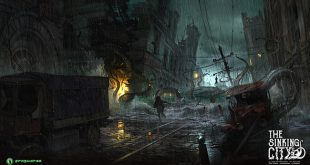 Primer adelanto del lovecraftiano The Sinking City