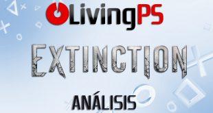 Videoanálisis Extinction – El cazador de gigantes