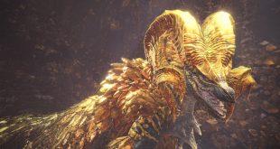 Monster Hunter World Kulve Taroth Elder Dragon