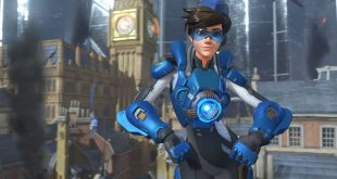 Overwatch Kings row rebellion tracer