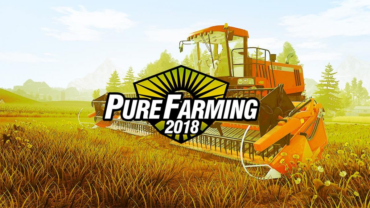 Pure Farming 2018 Main Theme