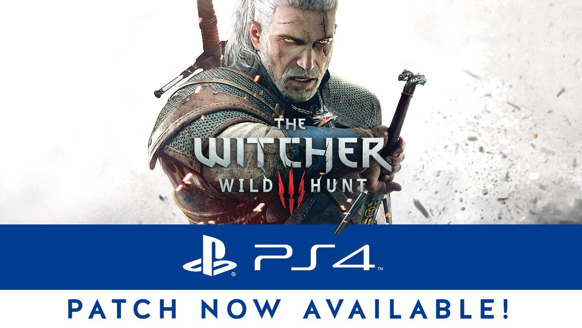The Witcher 3 HDR Patch