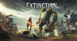 Análisis Extinction – El cazador de gigantes