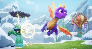 Primer vistazo a Spyro 2 en Spyro Reignited Trilogy