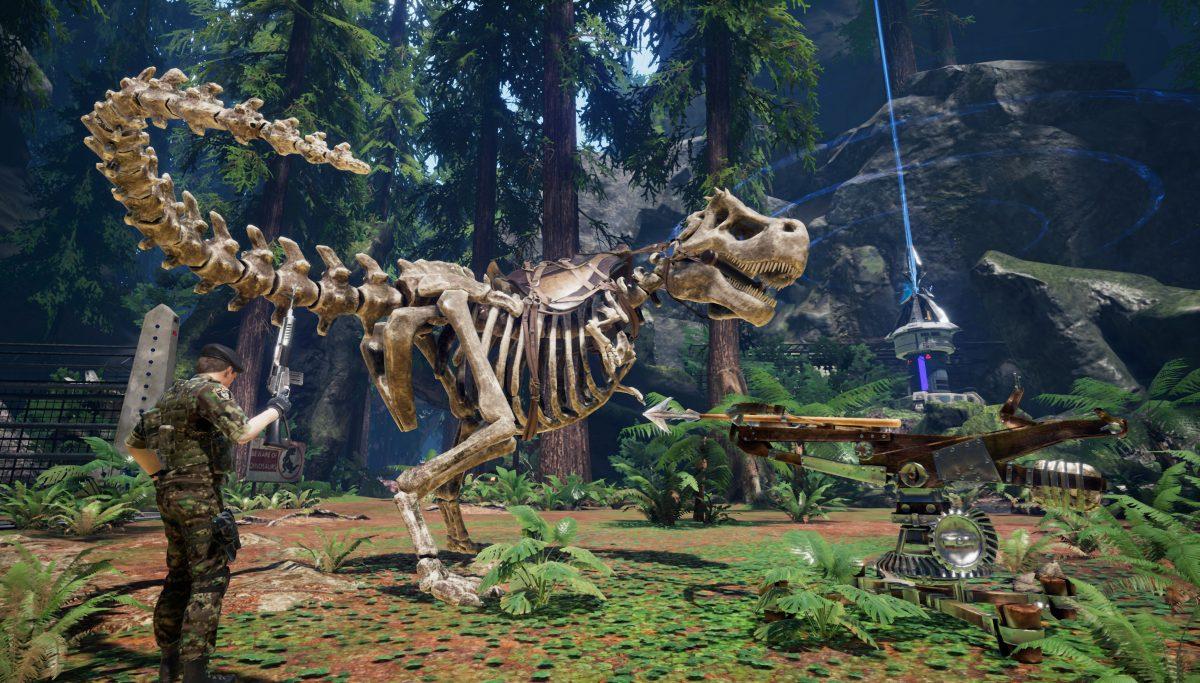 Ark PArk DLC Pterosaur Hill 006
