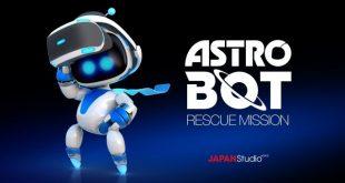 Nuevo trailer de Astro Bot Rescue Mission para PlayStation VR