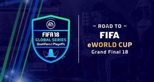 Londres acogerá la gran final de FIFA 18 de la FIFA eWorld Cup 2018