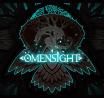 Omensight logo+background