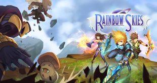 Rainbox Skies confirma su fecha de llegada para PS4, PS3 y PSVita