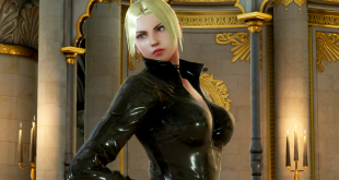 Tekken 7 Nina_Close_Up_StoryModeCostume_1yrAnniversary_1527110895