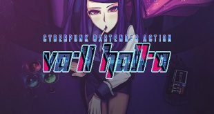 VA-11 Hall-A confirma su llegada a Playstation 4